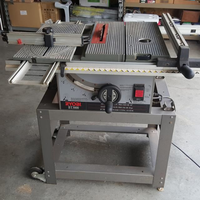 Roswell Firelabs Ryobi Table Saw
